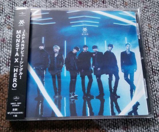 Monsta X album japoński HERO