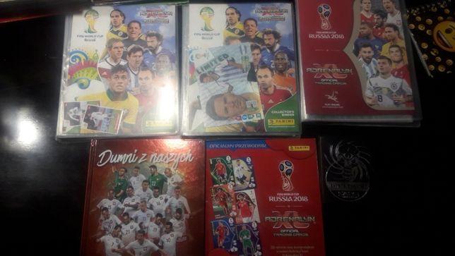 karty z piłkarzami piłkarskie albumy 600szt