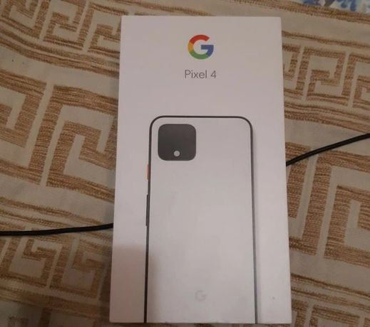 Google pixel 4 6/128gb новый