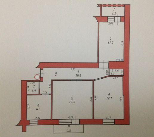 Продаж 2-кімнатна квартира 64 кв.м. Новобудова Стрий