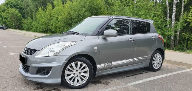Suzuki Swift 1.3 Benzyna X-ITE