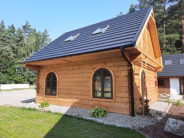 Domki Domy z bala, wiata, konstrukcje, tarasy