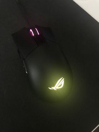 Rato Asus ROG Gladius II Core RGB