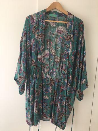 Vestido / Kimono Vintage Bazaar