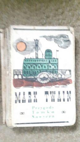 Przygody Tomka Sawyera Twain oraz Klub włóczykijów Niziurski