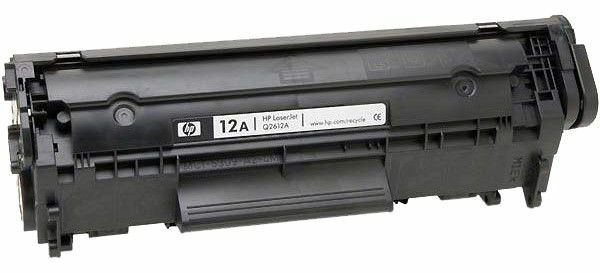 Картридж HP Q2612A (12A)