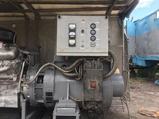 диз генератор 200кВт, на базе двигателя ЯМЗ -238. Звоните. подробности