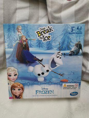 Gra Frozen Kraina Lodu ELSA Anna