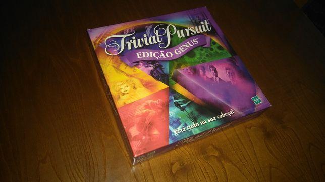 Trivial Pursuit EDIÇÃO GENUS 2001 NOVO Hasbro