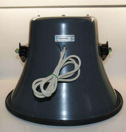 4 x głośnik tubowy GZT 40/20 TONSIL