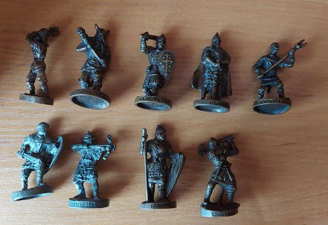 Железные солдатики Ландрин