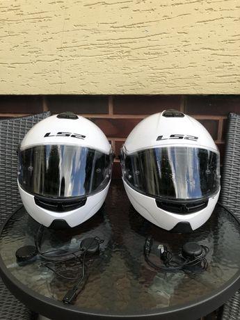 Kaski Motocyklowe LS2 M/XXL