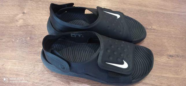 Sandały klapki lato Nike chłopiec 35
