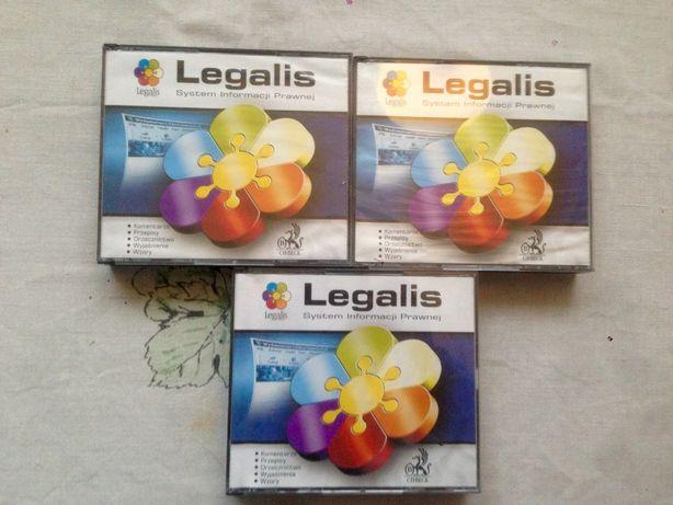 System informacji prawnej CD