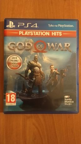 God of War PS4 PL