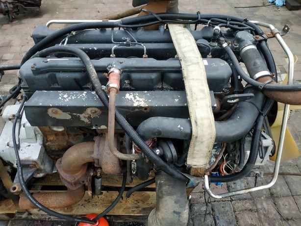 Мотор man 6.9 ман турбо на зіл d0826 комлект самосвал