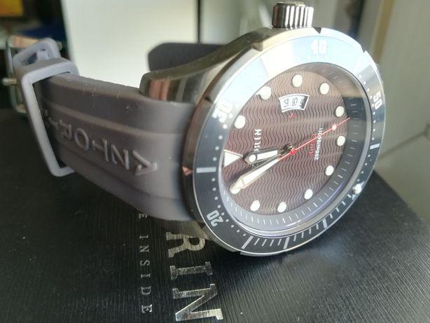 Zegarek Aztorin jak nowy pełny zestaw cena katalog 219euro