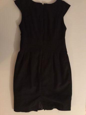 Czarna sukienka Asos rozmiar 40