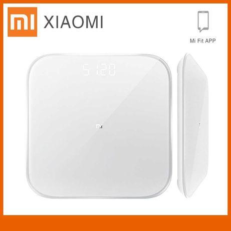 Весы напольные Xiaomi Mi Smart Scale от 1190 руб Новые Гарантия