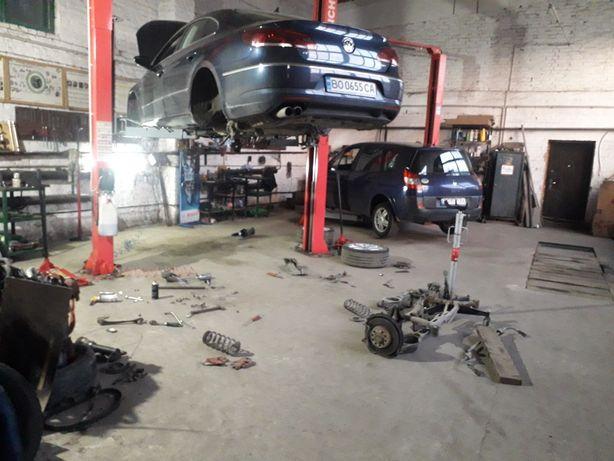 СТО ремонт авто ходової двигунів