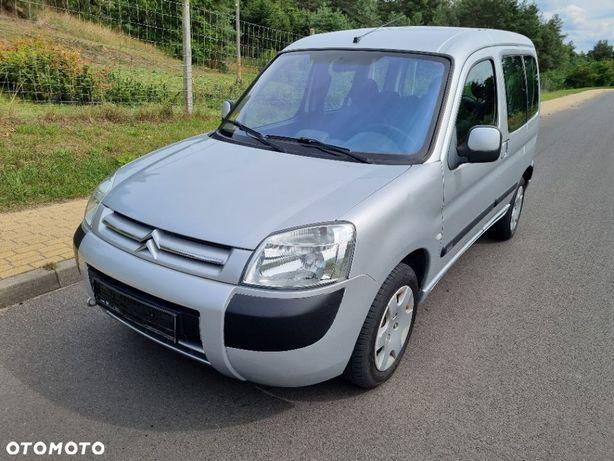 Citroën Berlingo 2.0 HDI Klima Hak 2x Drzwi Rozsuwane