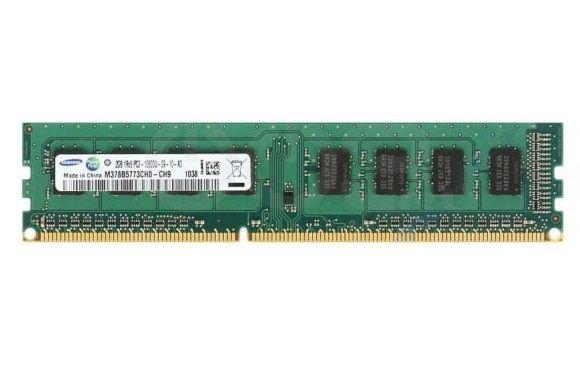 оперативная память ddr3 Samsung DDR3 2GB 1333 MHz