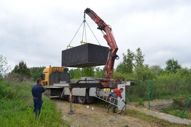 Szambo,zbiornik betonowy na deszczówkę,zbiorniki betonowe,szamba