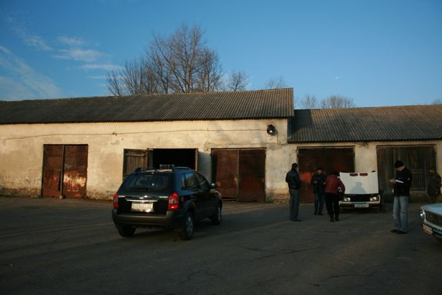 Продаж машинно-тракторного парку у селі Івки, Хмельницька область