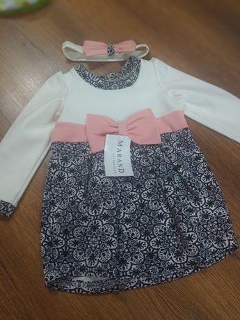 Nowa Sukienka dla małej  damy