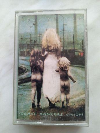 Soul Asylum Grave Dancers Union kaseta magnetofonowa