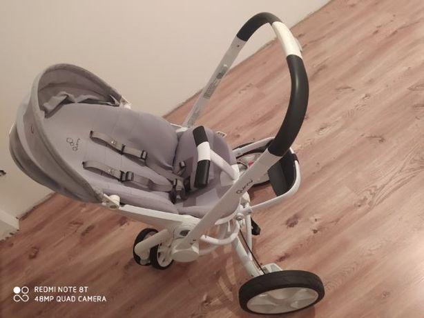 Wózek Quinny Moodd 2w1 ( gondola i spacerówka)