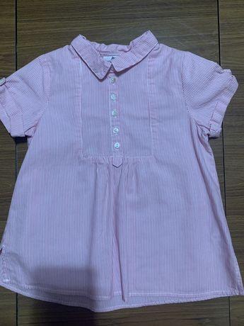Blusa de menina Jacadi