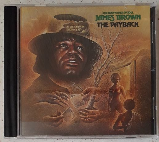 James Brown – The Payback CD