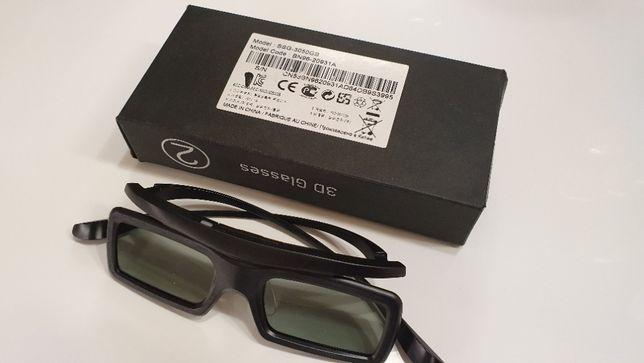 Okulary 3D Samsung SSG-3050GB Jak nowe!!!