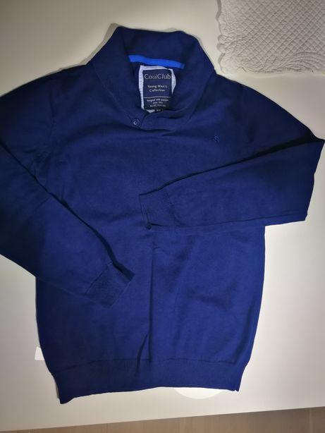 Sweterek meski cool club 158cm