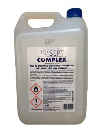 Trisept Complex 5l  Płyn do dezynfekcji