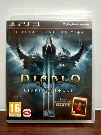 Diablo Reaper of Souls PS3 PL stan idealny