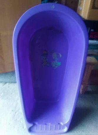 Детская ванночка (пластмассовая)