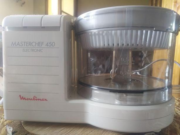 Robot kuchenny Moulinex MASTERCHEF 450 electronic, Na części
