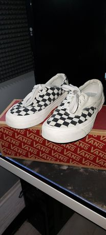 Buty Vans checkerboard black r.36 (22.5cm)