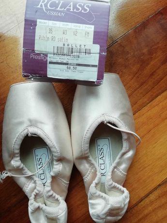 Sapatilhas de ponta Ballet RCLASS - como novas