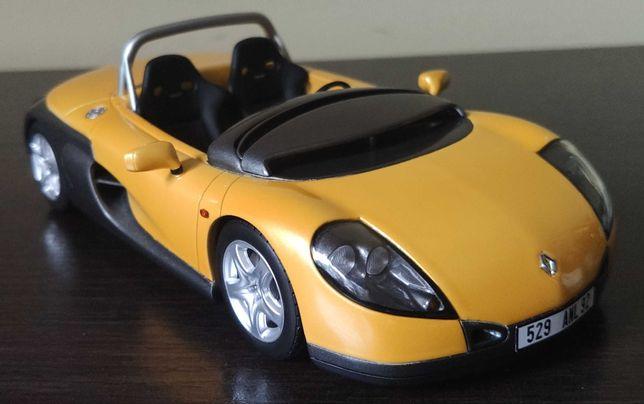 Renault Sport Spider Yellow 1:18 OTTO