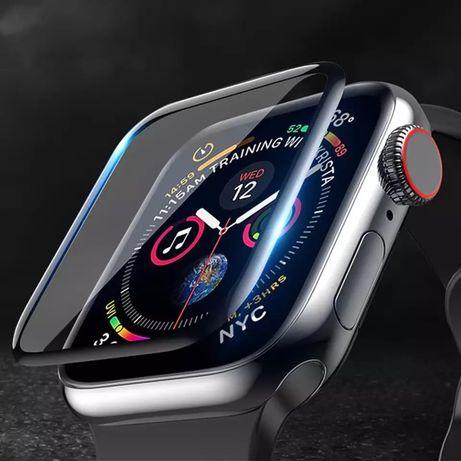 Película para iwatch 3D 40mm serie 4 5 6 SE apple watch rebordo