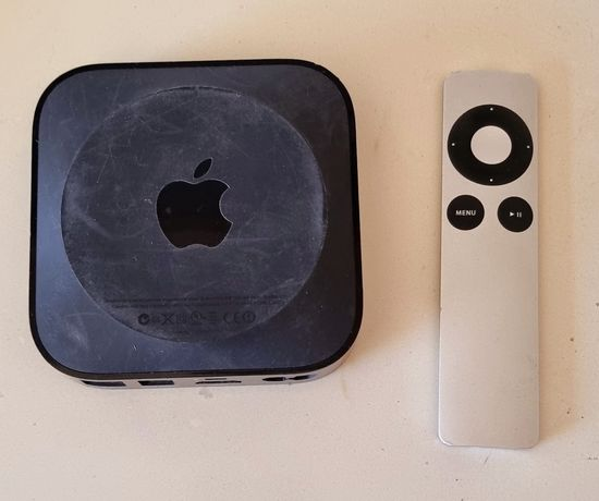 Apple TV kit completo
