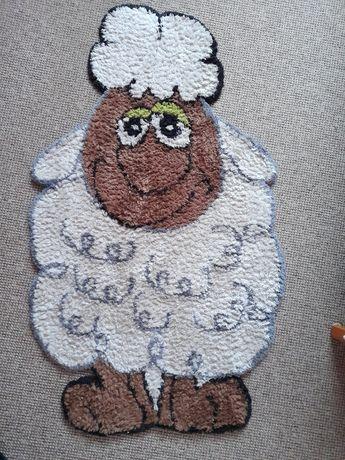 Dywan baranek owieczka mieciutki
