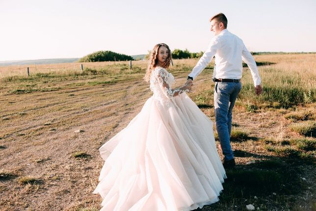 весільне плаття, весільна сукня