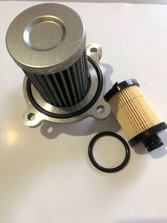 Фильтра топливные KIA К5+катридж грубой очистки замена продажа