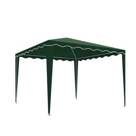Садовый павильон тканевый 3х3м,полиэстер,шатер,тент,беседка,альтанка.