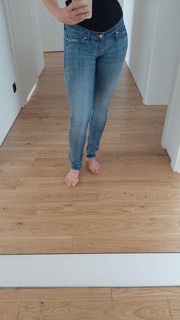 Spodnie ciążowe jeans hm 36