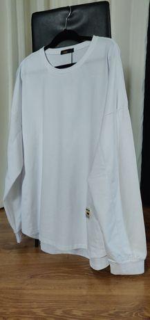 Трикотажная футболка с длинным рукавом размер 58-60